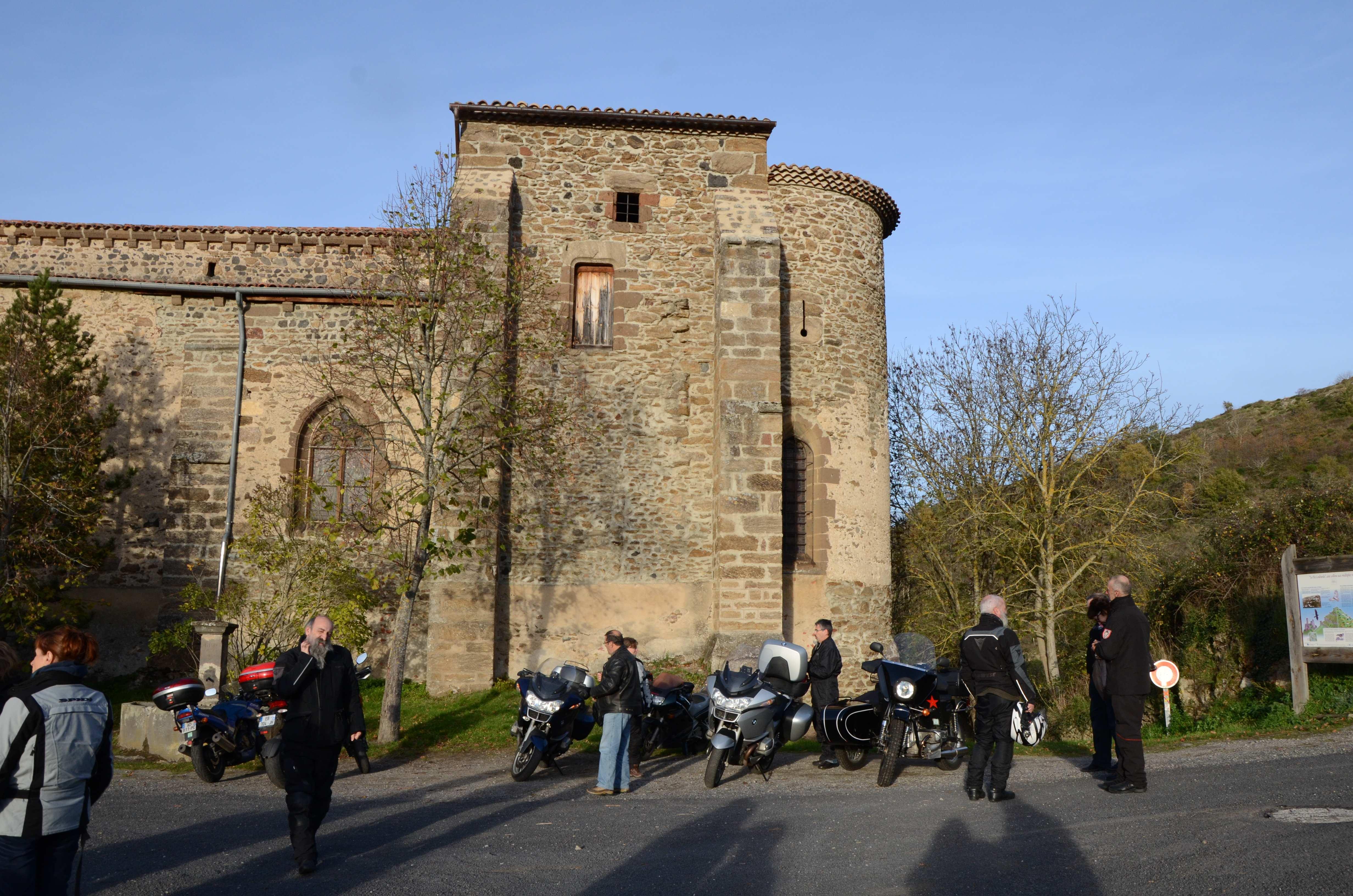 tourisme moto auvergne haute loire