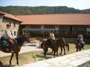 accueil cavaliers en Auvergne