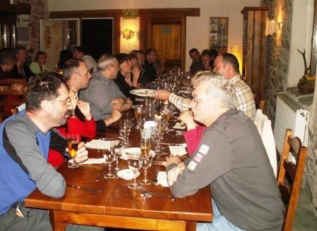 Auberge et restaurant pour motards et moto en Auvergne