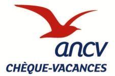 Paiement possible avec les chèque-vacances ANCV