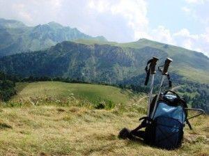 Randonnée sur les volcans d'Auvergne