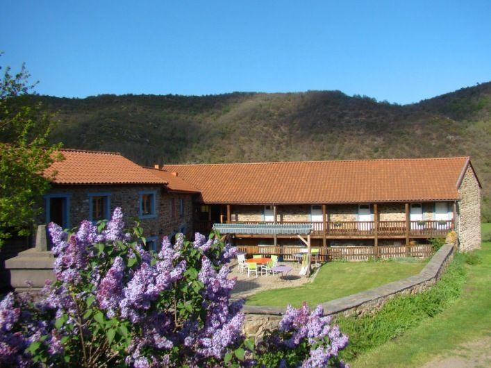 Chambres d'hôtes en Auvergne avec Table d'hôtes à Blesle