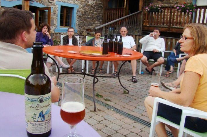 Rencontre avec Charlie Leroux de la Brasserie de l'Alagnon en Auvergne