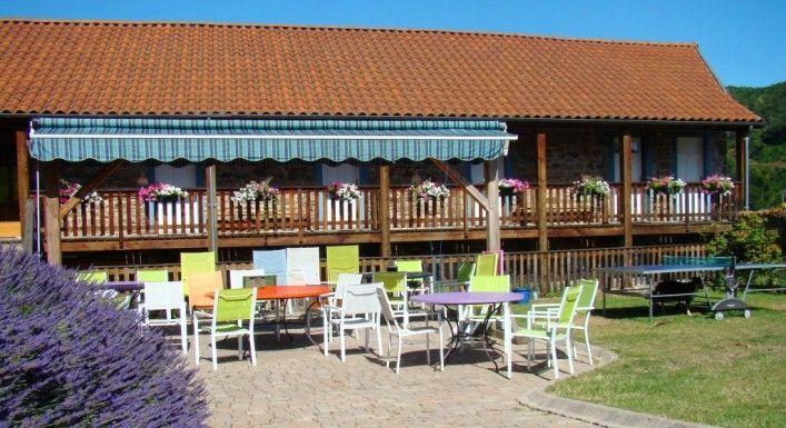 gite rural grande capacité , maison de famille pour location vacances en Auvergne