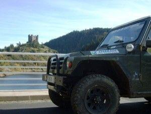 Sur les chemins du Cantal du Bouclier Arverne