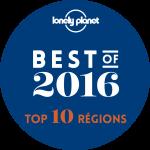 Classement Lonely Planet : l'Auvergne : 6e région à visiter en 2016