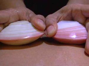 massage coquillage-margaridou