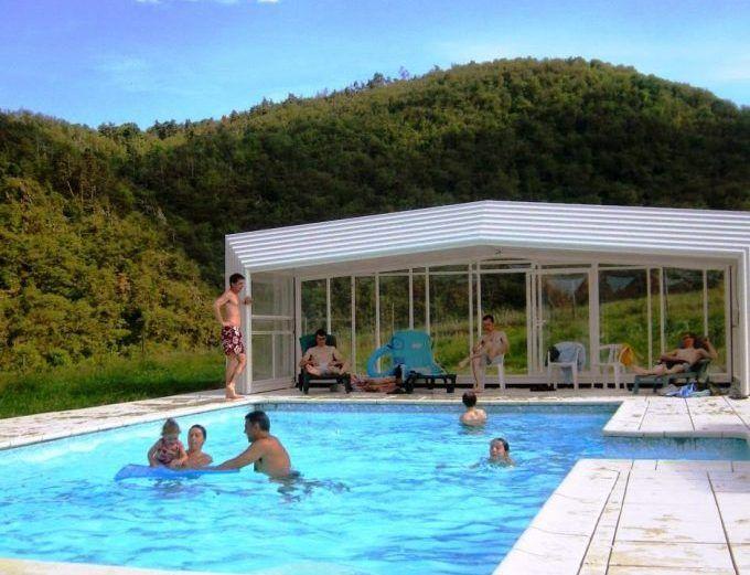 piscine maison d'hôtes de margaridou