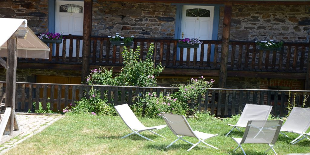 Salon de jardin Auvergne